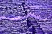 image of a turbulent sea
