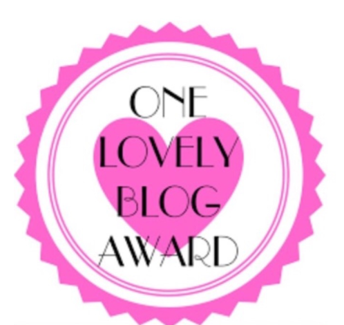 Image of One Lovely Blogger Award