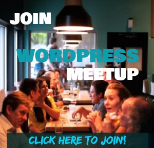 Image of Join Wordpress MeetUp