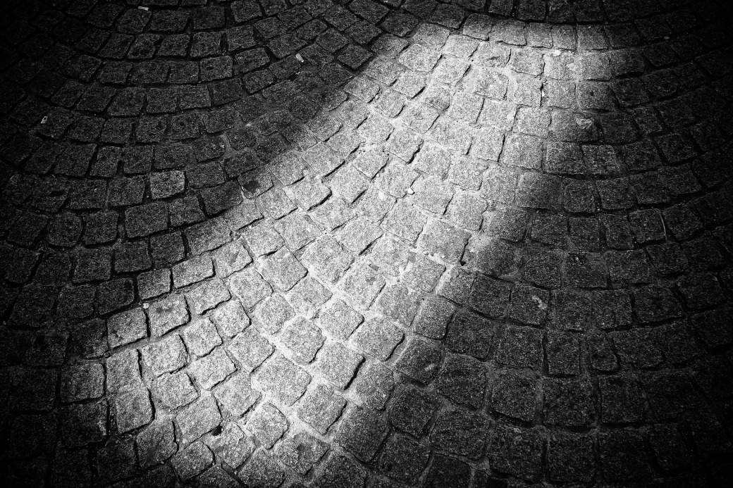 "Image of Free Verse Poetry, ""Shadows and Light."""