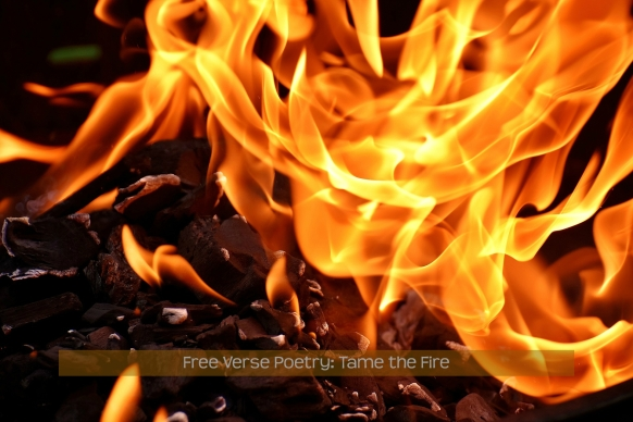 Image of Free Verse Poetry: Tame the Fire